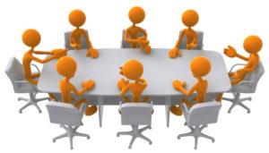 Unsere Vorstandschaft